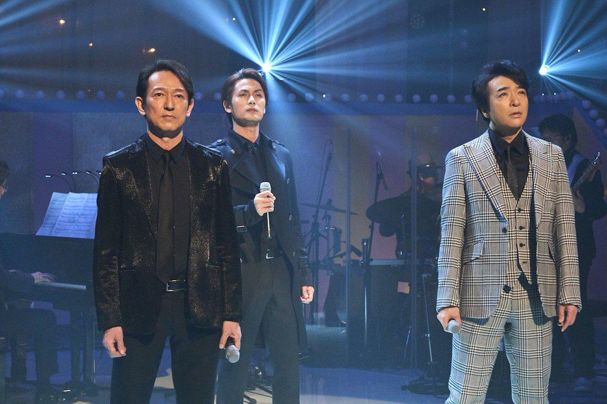 【今週末!初回放送】 新春ミュージックショー拡大版 初登場の 鈴木壮麻 さん 石川禅 さんのお二人、