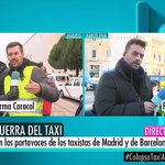 #ColapsoTaxiAR Twitter Photo