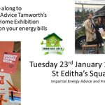Pop along to see our Fantastic Home today at St Editha's Square, together with @TamworthCouncil  We'll be there from 10 - 2pm #BESW19