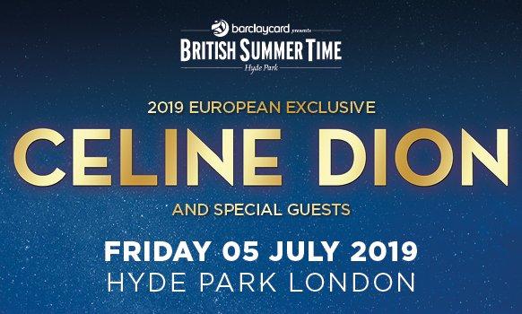Event Travel Vip Tix On Twitter Celine Dion To Headline