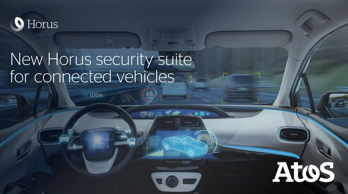 Our new Horus #security suite ensures the confidentiality & the integrity of interactions...