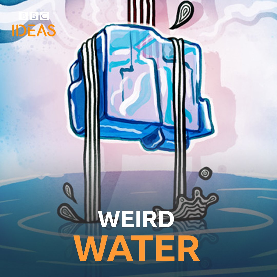 All of the water on Earth is alien... yes alien.  Discover how very weird water is with science journalist @alokjha