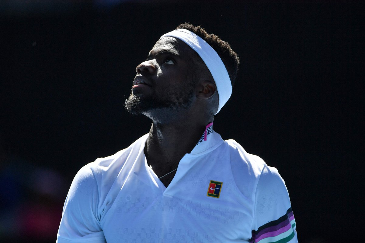 Rafael Nadal's #AusOpen opponent Frances Tiafoe spoke to @CDEccleshare in August 2016 as part of our rising stars of tennis series - read his story here  https://t.co/EnZGVMLH3W