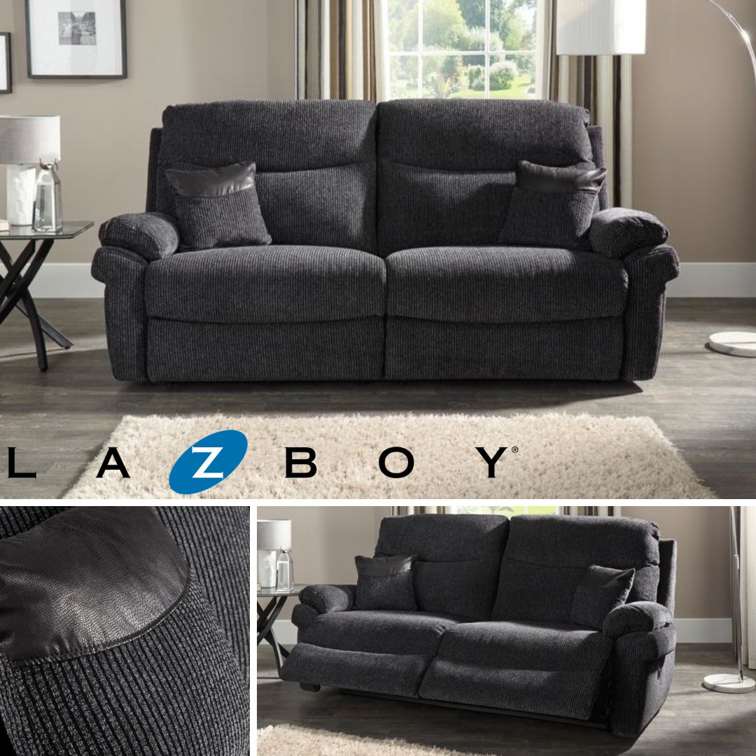 Check out our number one best selling sofa, the La-Z-Boy Tamla! The ...