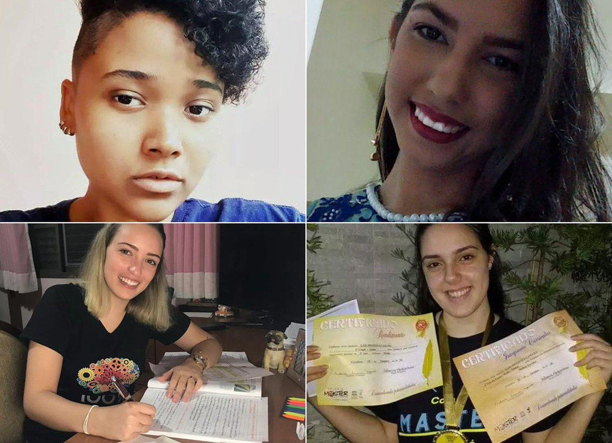 Das 55 redações com nota mil no Enem 2018, 42 foram escritas por mulheres https://t.co/C2Td5g8EFL #G1