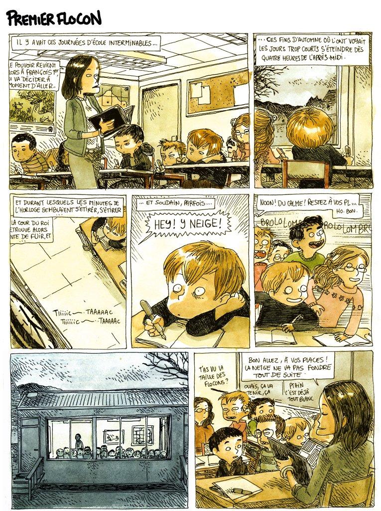 Rediffusion: 'Premiers Flocons' (2010) #Neige