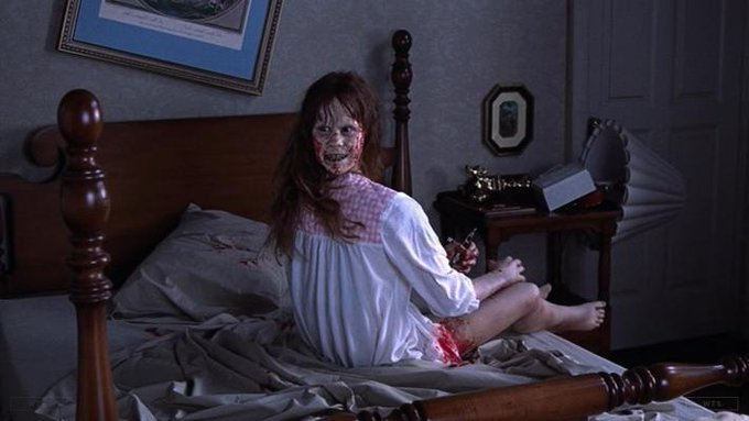 Happy Birthday to Linda Blair who\s now 60 years old. Do you remember this movie? 5 min to answer!