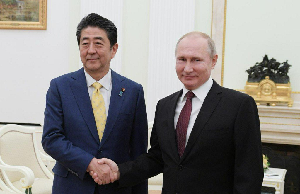 Russia says any deal to end land row with Japan needs public support https://t.co/9zUgxWnUMd
