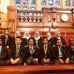 Image for the Tweet beginning: Year 9 students have attended