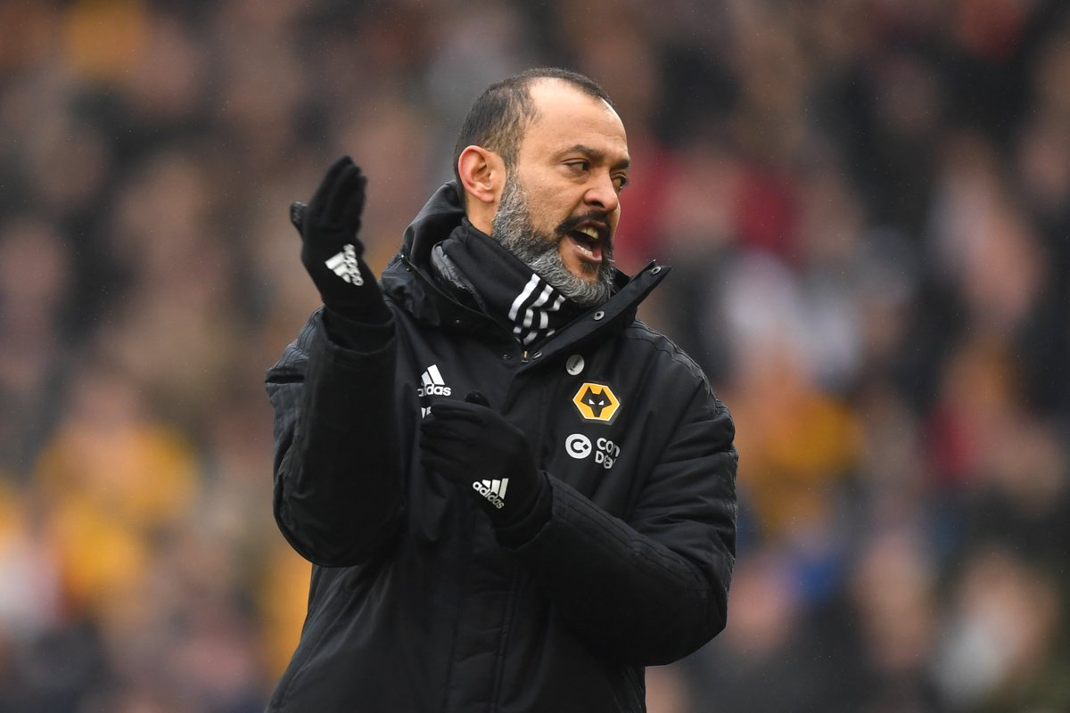 BREAKING: Wolves manager Nuno Espirito Santo has been fined £8,000 after admitting an FA improper conduct charge relating to his behaviour after their winning goal against Leicester on Saturday. #SSN  https://t.co/RnspFCQGQ6
