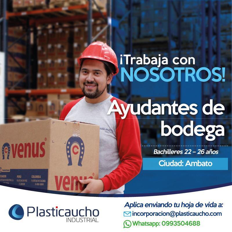 Plasticaucho Industrial on Twitter: