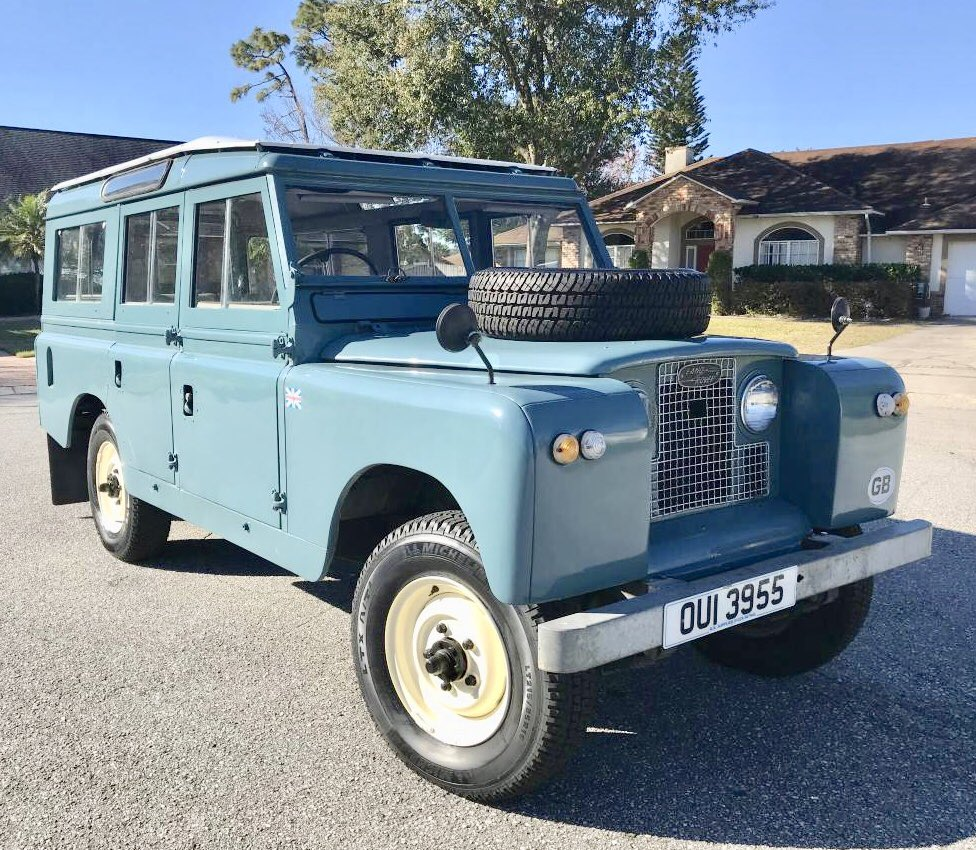 landrover109 hashtag on Twitter