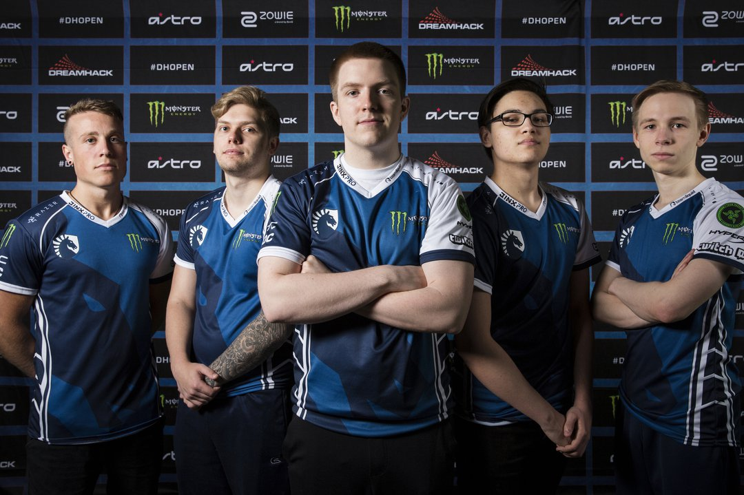 CHAOS - Team Liquid