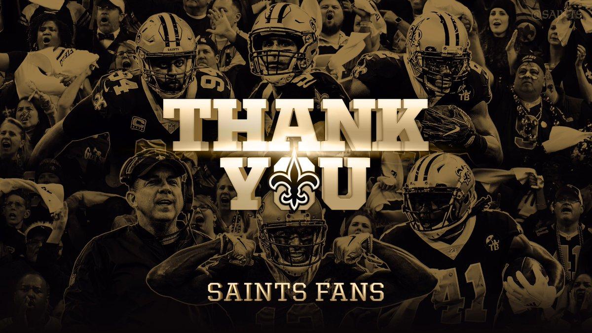 New Orleans Saints At Saints Twitter