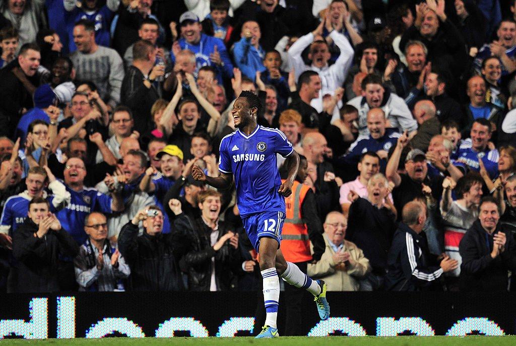 Dxh6BZSXcAACLHS - Former Chelsea Midfielder, John Obi Mikel, Undergoes Medical At Middlesbrough