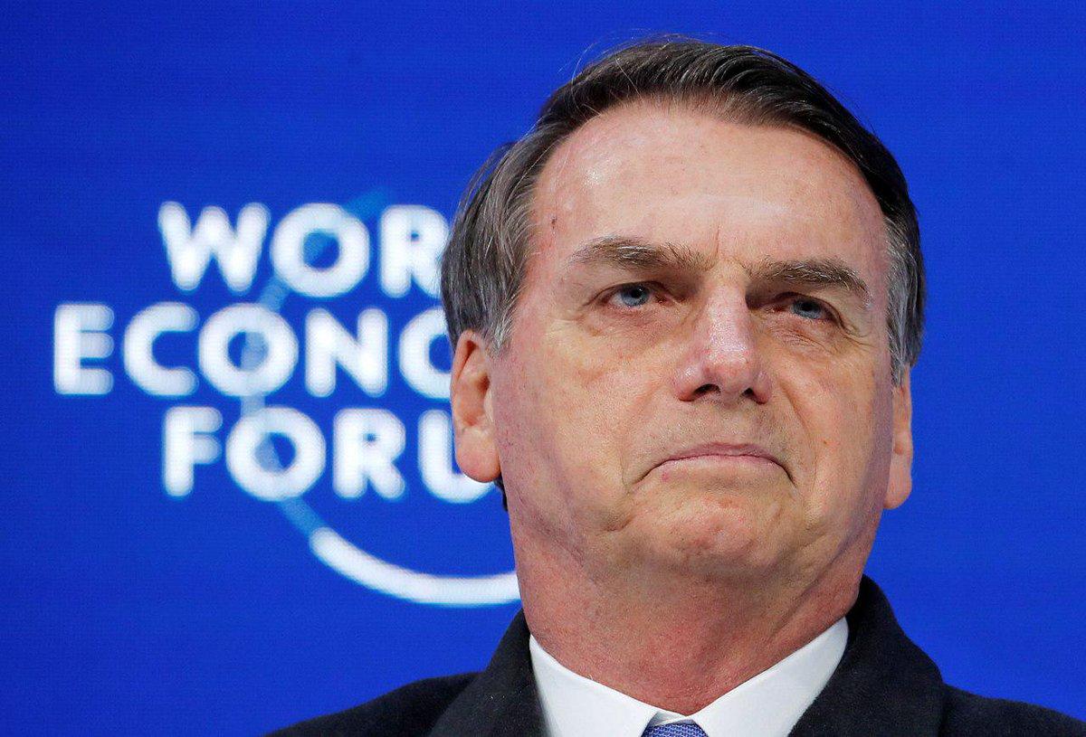Nobel de Economia sobre discurso de Bolsonaro em Davos: 'Ele me dá medo' https://t.co/3wVmKdryxp