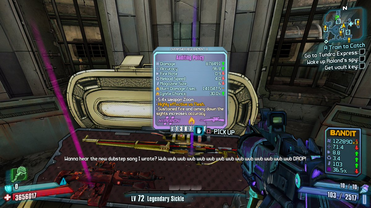 Item Finds of the Day BL2 - Loot and Weapons - The Official