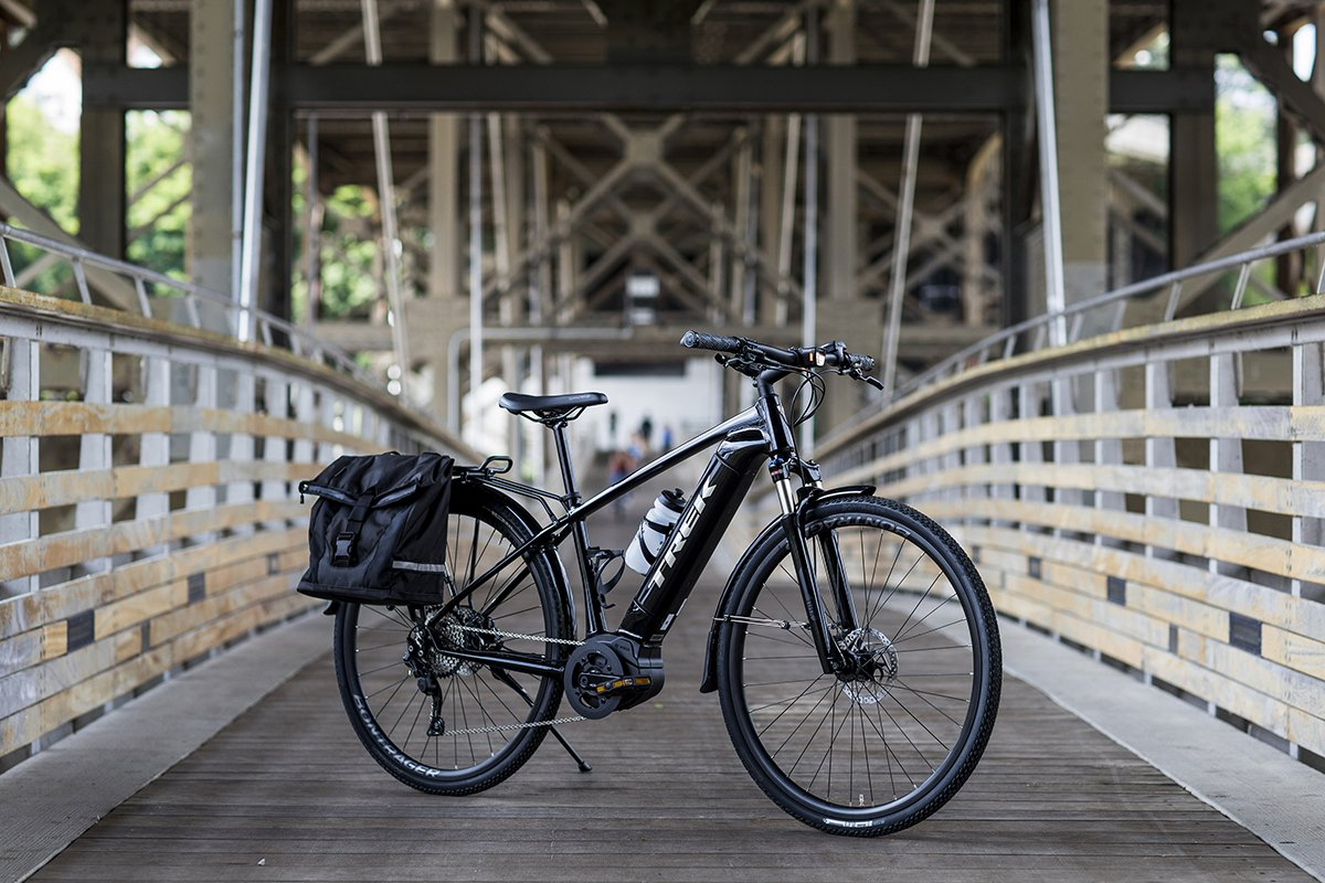 Electric Bikes Trek Bikes >> Trek Bicycle On Twitter No Matter How You Spend Time In