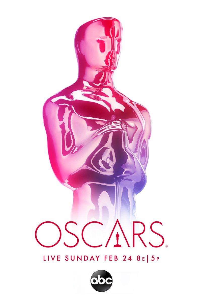 Ok, now it REALLY feels like #Oscars season.