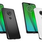 Image for the Tweet beginning: Motorola presenteert Moto G7-serie waarschijnlijk
