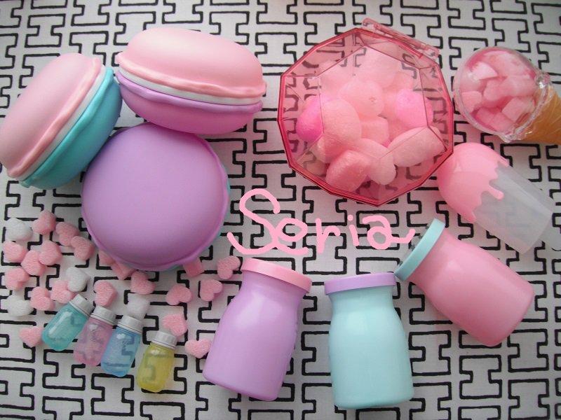 test ツイッターメディア - カルディの桜のダックワーズ以外、全部セリアで調達~マカロンケース&デザートカップは上下の色を組み替えて☺️ゆめかわ色はミックスに限る(笑) 今年のバレンタインは可愛いの揃いすぎ #Seria https://t.co/aEvXWJkP8R