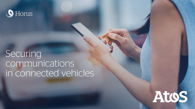 Discover how we are securing communications in #ConnectedVehicles with our new Horus #security...