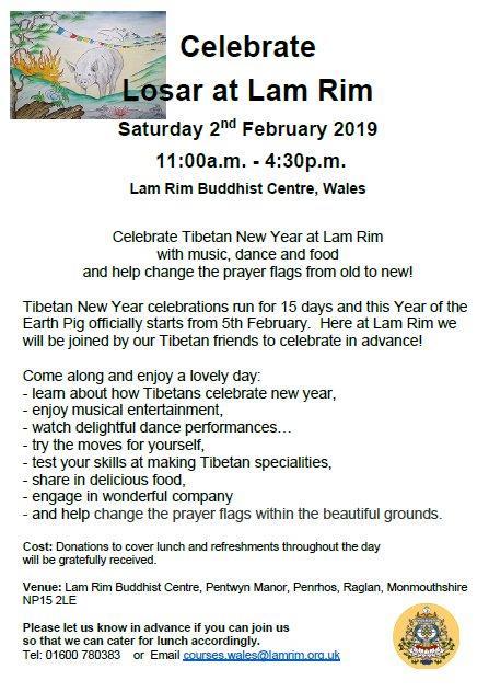 Lam Rim Buddhist Centre, Wales (@LamRimWales) | Twitter