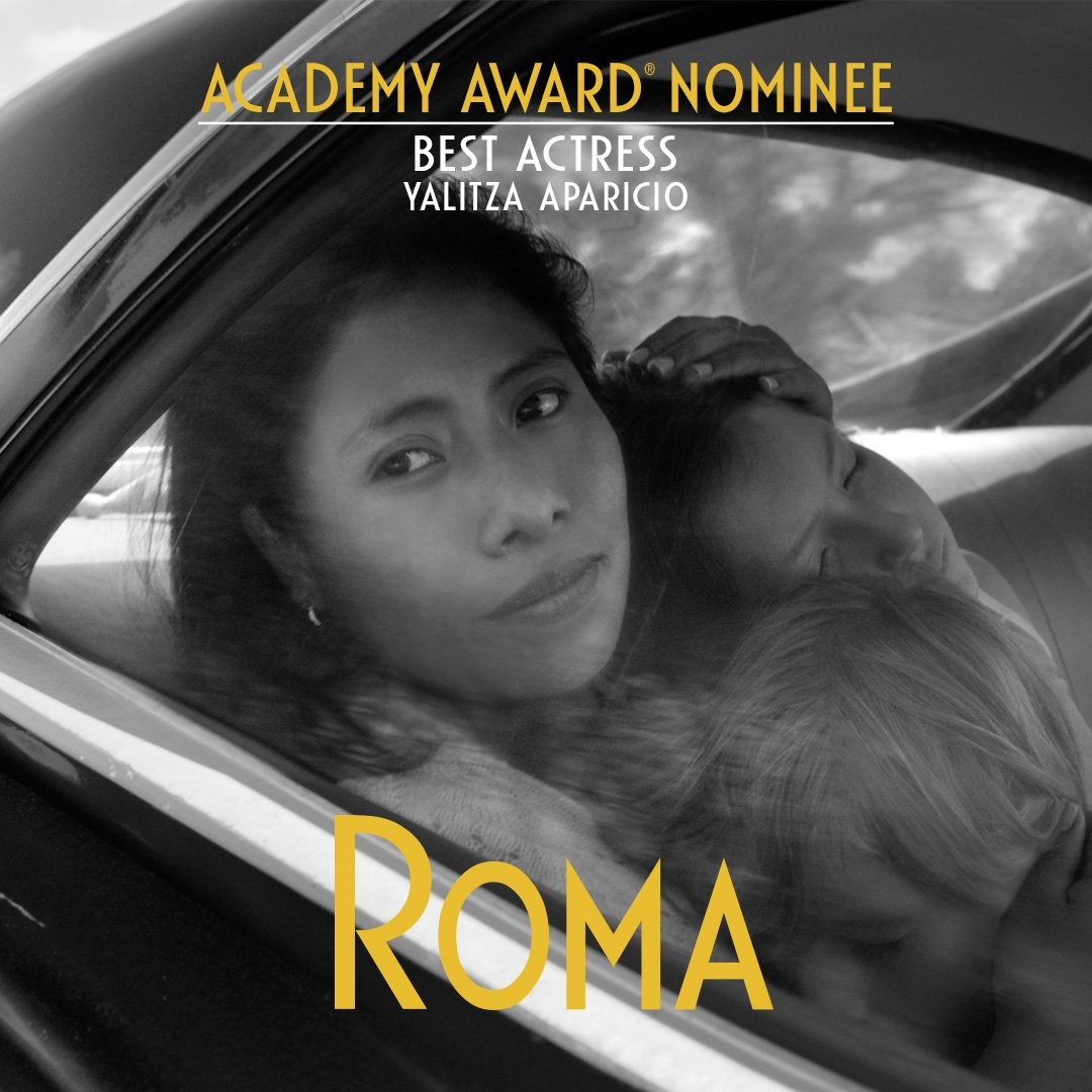 ROMA's photo on #RomaCuaron