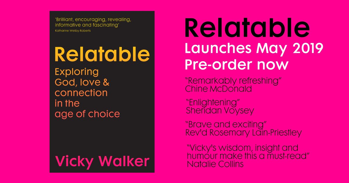 So Have You Actually Read Walkers >> Vicky Walker On Twitter Well You Can Now Preorder Relatable