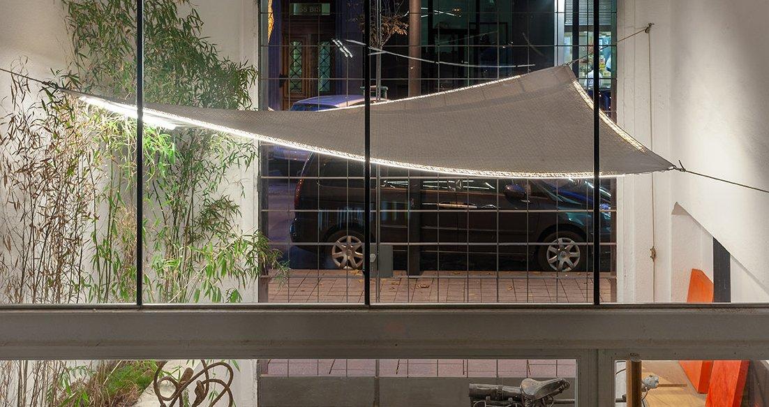 """Grand succès de notre nouveau produit """"Volie avec lumière"""" au salon Maison & Objet 2019. Très heureux! @MaisonObjet @ClusterHabic #basque_living #design #Paris"""