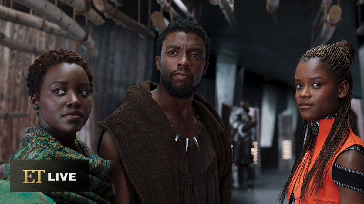 #BlackPanther makes history as the first superhero film to score a Best Picture nod for the #OscarNoms. Wakanda forever! 👏 https://t.co/NrKodRb7JF