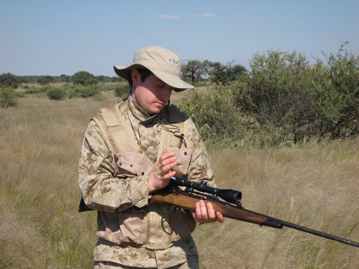 Власти собрались ввести экзамен для охотников