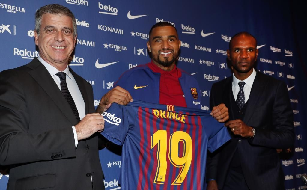 de379523cb2 The player was wearing the number 19 shirt which has been once worn by  Barcelona main star Lionel Messi.