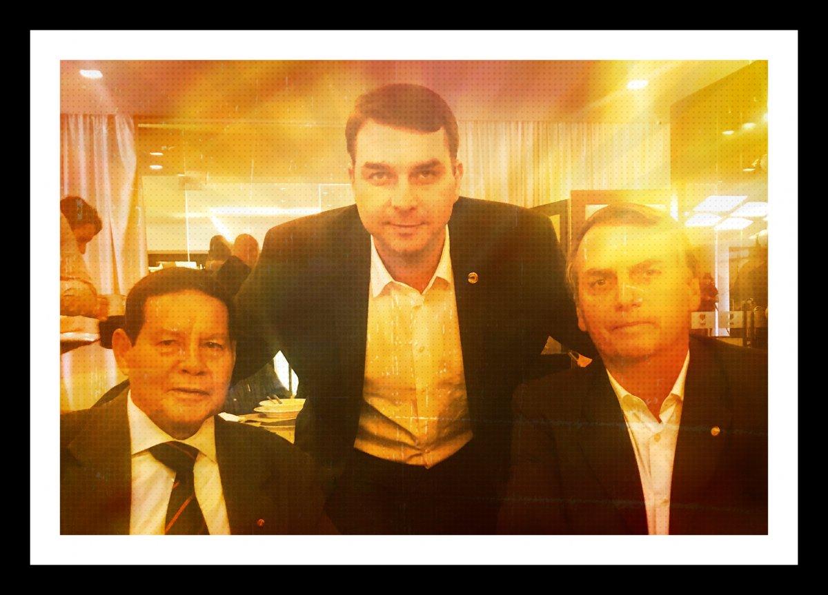 As ligações de Flávio Bolsonaro com 2 milicianos chefes do 'Escritório do Crime' https://t.co/BkBLmGoCJ4