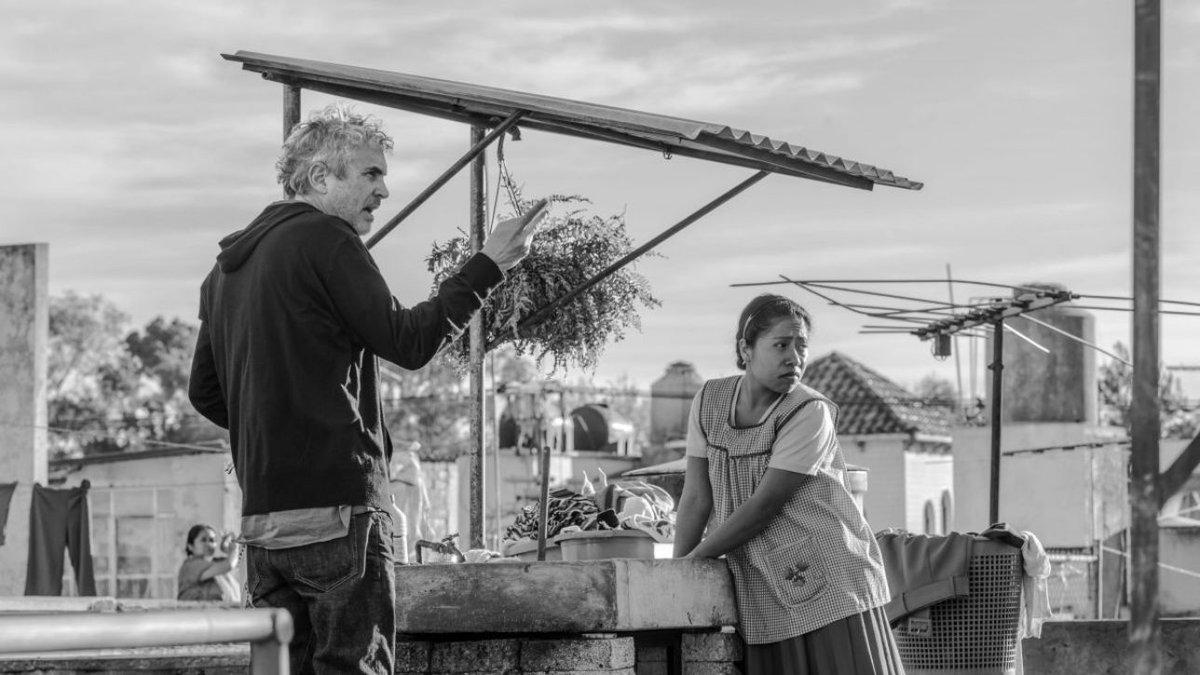 Oscar 2019: 'Roma' di Alfonso Cuaron fa il pieno di nomination #oscar2019 https://t.co/jX7wGZDjir
