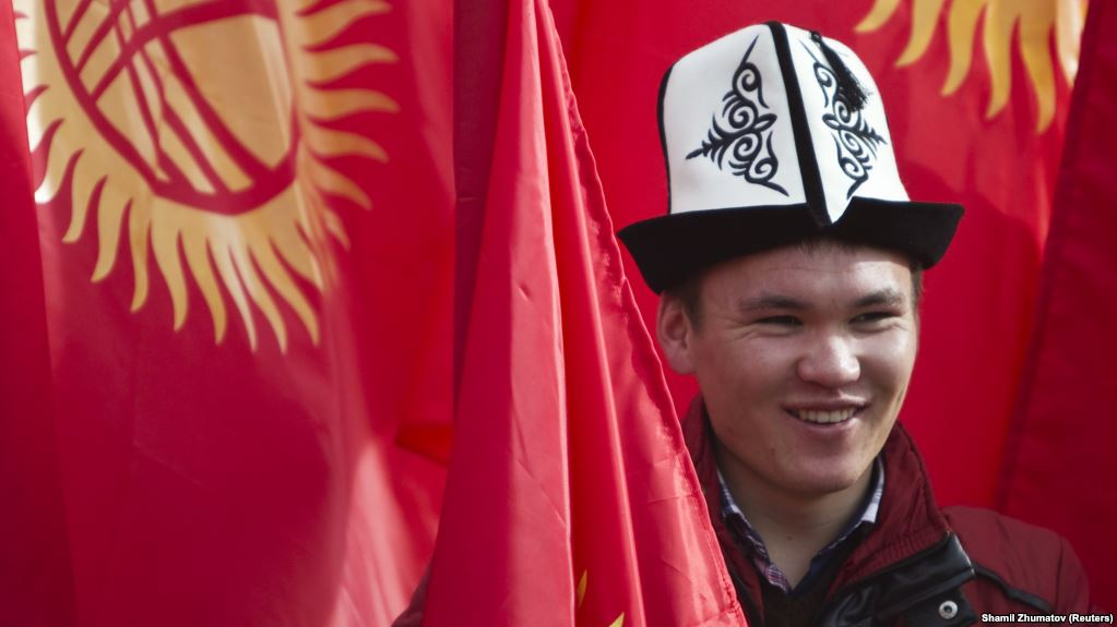 National flag, check. National anthem, check. National hat? The #kalpak appears set to get equal footing as a Kyrgyz national symbol. https://t.co/hsAYrQr4qv