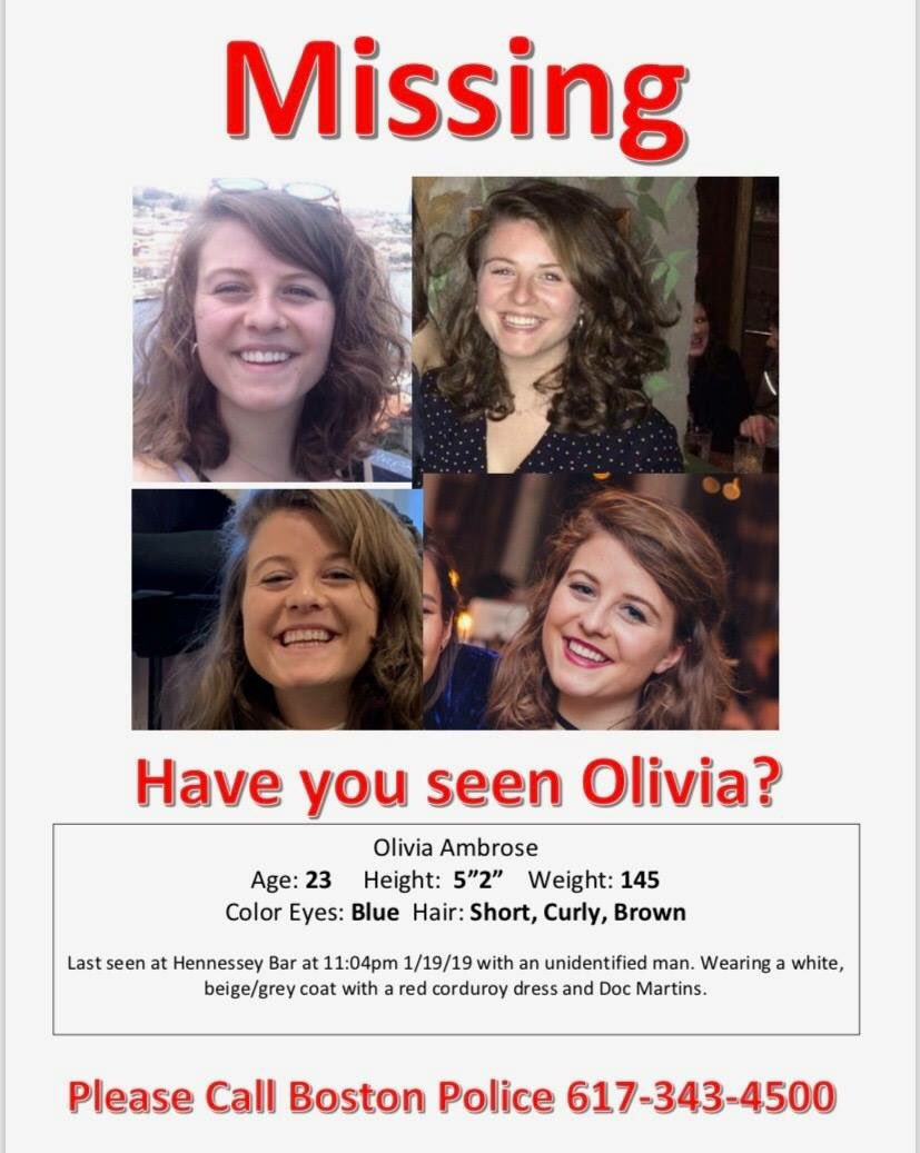 Can't stop thinking about this girl. Hope for good news for Liviy's family today 🙏🏻 #oliviaambrose #boston