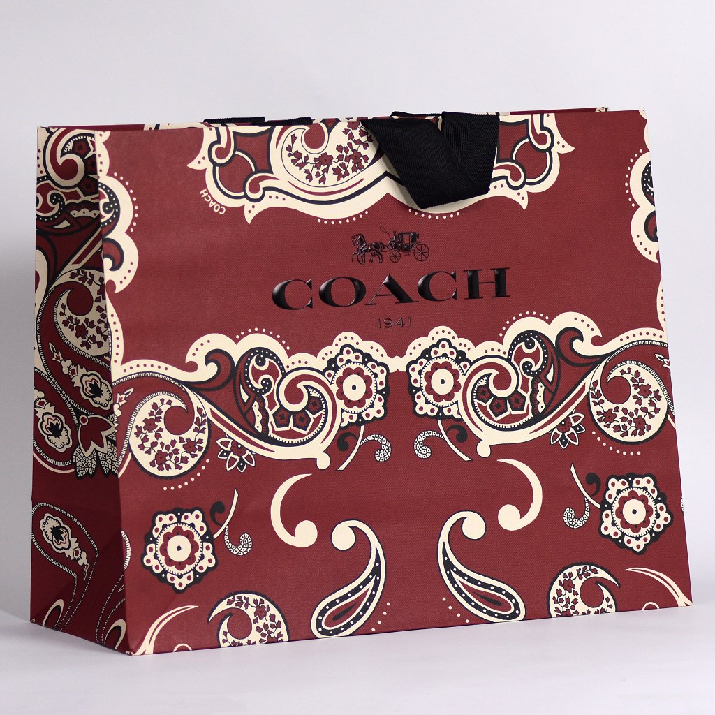 test Twitter Media - Printed patterns make for delightful packaging that attracts consumer attention and promote product in store!  @Coach   #consistentlygloballybeautifully #packagingdesign #launchyourpassion #shoppingbag #paisley #1941 #coach https://t.co/FJZNK7yVYQ