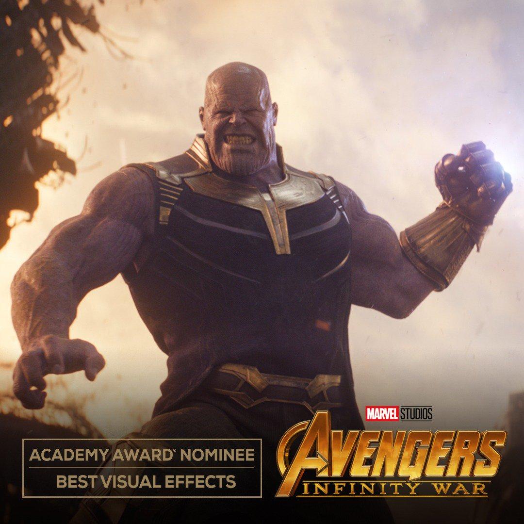 Marvel Studios's photo on Academy