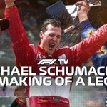 Rare archive footage ✅ Stellar cast of interviewees ✅ Available worldwide on F1TV Access ✅  More details on our brand new Michael Schumacher documentary >> https://t.co/OfpBmthG03  #F1