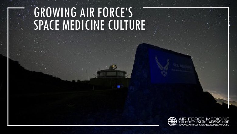 With space playing a critical role in our nation's defense, @AFSpace medics adapt for the future of space medicine.  https://t.co/uZ8GREJONQ