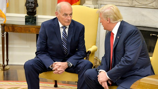 "John Kelly said that working for Trump was ""worst [expletive] job I've ever had"": report https://t.co/avEjn13MXm"