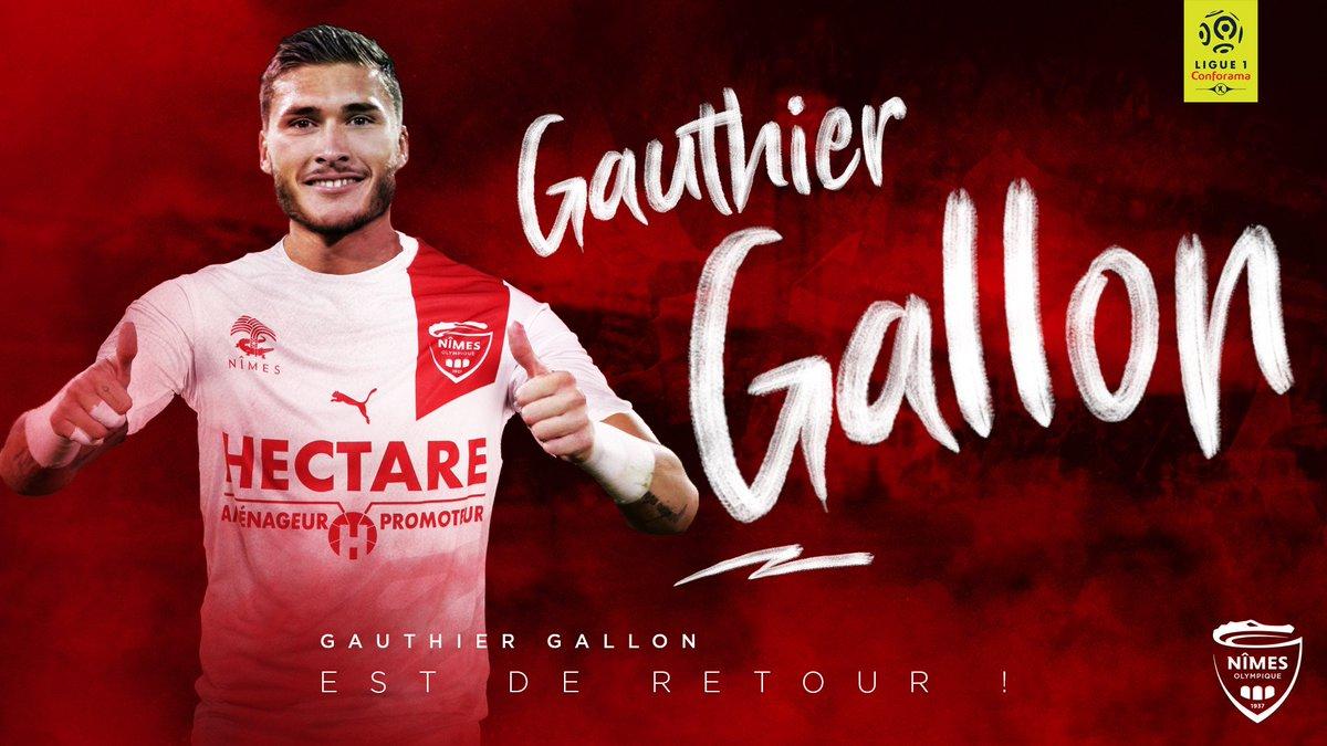Gauthier Gallon