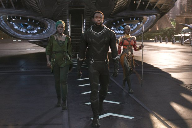 'Black Panther' Makes History as First Superhero Movie Nominated for Best Picture https://t.co/aMPpDduUoU