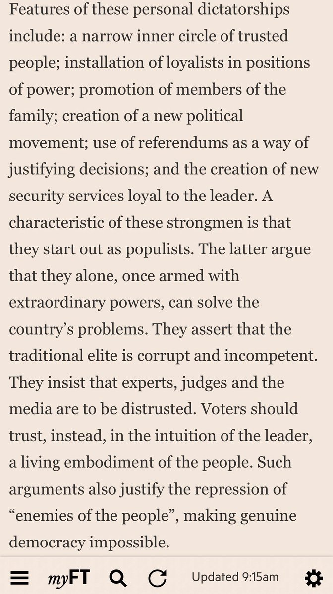 How populists turn into authoritarians, via @martinwolf_  and @FT