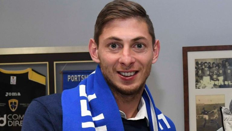 Just pray Emiliano Sala's dream move to Cardiff City won't be cut short as an aircraft he boarded from Nantes to Cardiff went missing near the channel Islands on Monday.  Just hope for a positive news at the end.