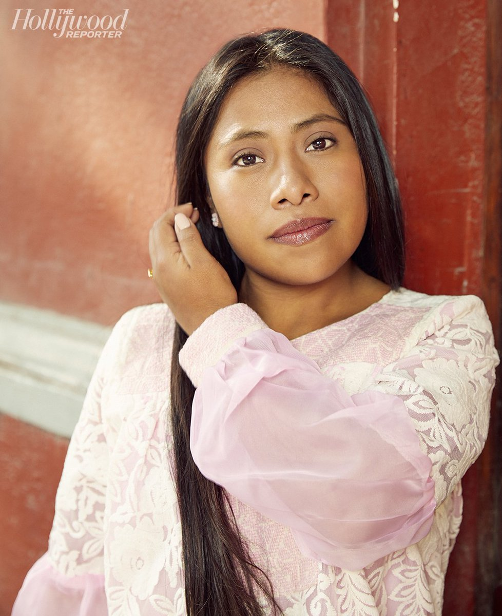 #Roma star Yalitza Aparicio is the second actress to be #Oscars nominated for a debut performance in a spoken language other than English. The first was Catalina Sandino Moreno, nominated for her leading performance in 2004's 'Maria Full of Grace' https://t.co/cIWRgOddoh