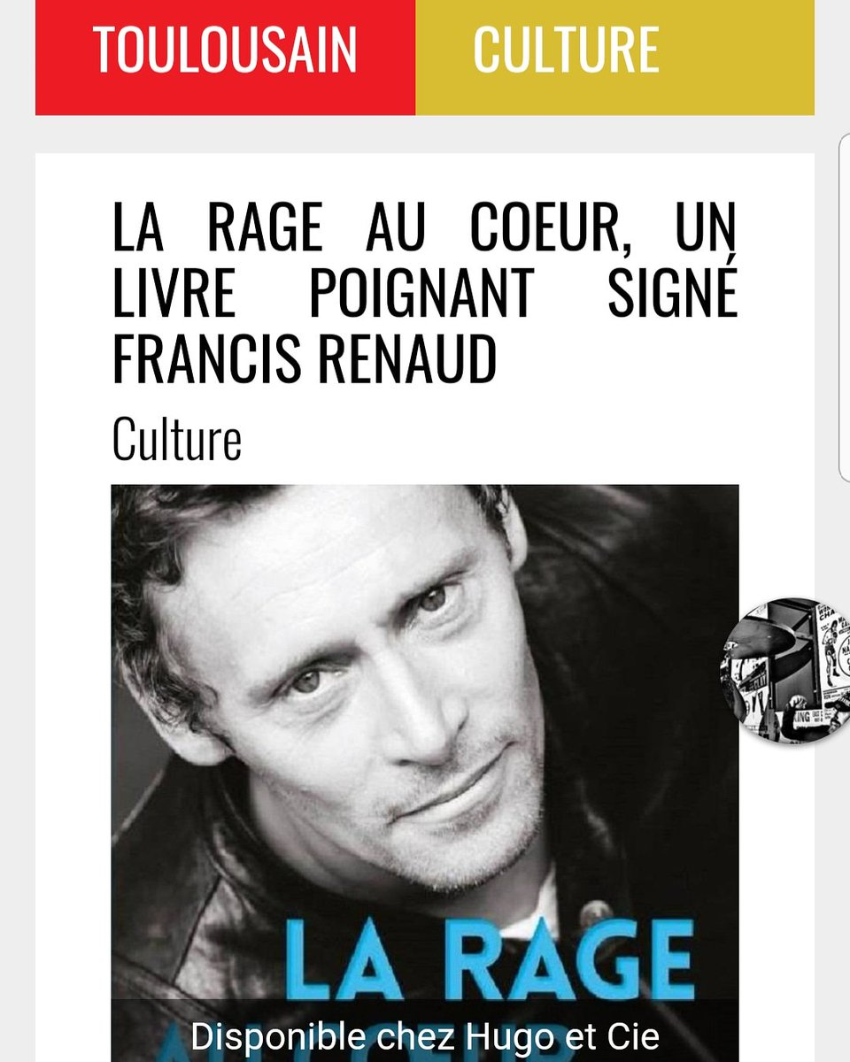 Francis Renaud On Twitter Merci Larageaucoeur Hugoetcie