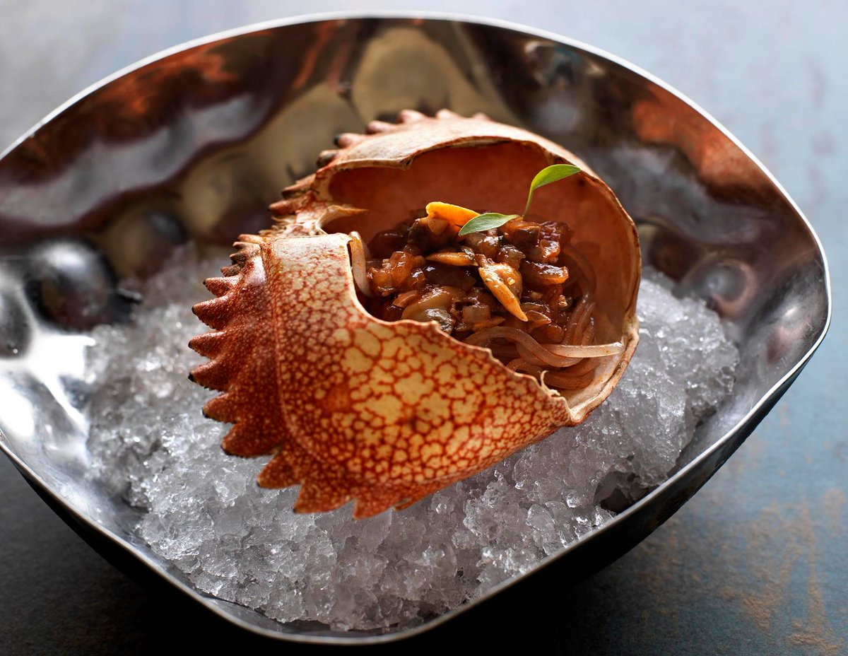 #Nikkei is the delicious & techically-complex love child of #Peruvian & #Japanese culinary techniques & ingredients. Lima's @Mitsuharu_maido is unarguably today's Nikkei masterchef!   #foodie #travel #Lima #Peru #TravelTuesday #fusion #limagourmet