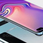 Image for the Tweet beginning: Samsung Galaxy S10 models, colors,